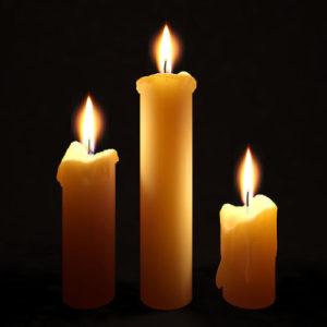 Clairvoyance Candle of Saint Benoit